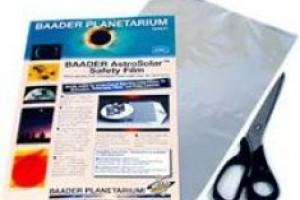 Полезные практические советы: как самостоятельно изготовить солнечный фильтр для телескопа?