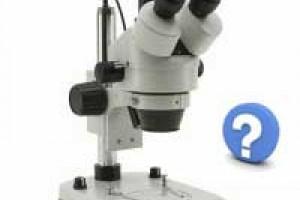 В поисках микроскопа