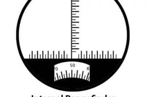 Бинокли со встроенной угломерной сеткой