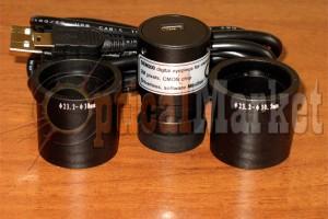 Сравнительный обзор цифровых камер ScopeTek DEM200 и DCM130E для микроскопов