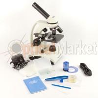 Огляд шкільних мікроскопів Delta Optical BioLight 300