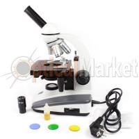 Огляд мікроскопів Ulab серії XSP-128