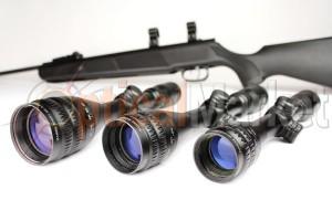 Обзор оптических прицелов Hawke серии Sport HD AO