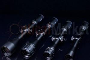 Обзор оптических прицелов Hawke серии Vantage