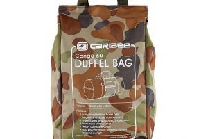 Акция к тактическим рюкзакам: камуфляжная сумка Caribee Congo 42 в подарок (ЗАВЕРШЕНА)