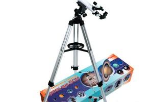 Какой купить первый телескоп?