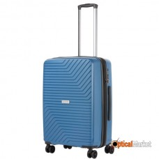 Чемодан CarryOn Transport (M) Blue Jeans