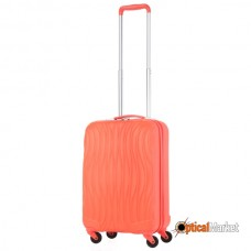 Валіза CarryOn Wave (S) Coral