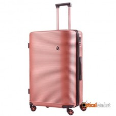 Чемодан CarryOn Bling Bling (L) Rose Gold