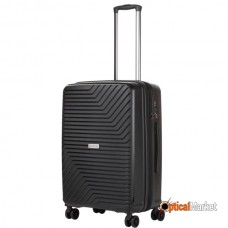 Чемодан CarryOn Transport (M) Black