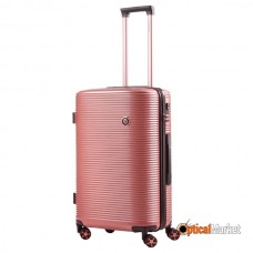 Валіза CarryOn Bling Bling (M) Rose Gold