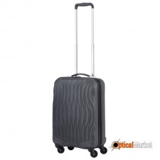 Валіза CarryOn Wave (S) Anthracite