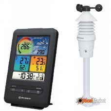 Метеостанция Bresser WIFI Colour 3-in-1 Wind Sensor Black