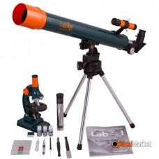 Набір Levenhuk LabZZ MT2: мікроскоп і телескоп