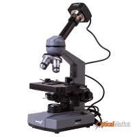 Микроскоп Levenhuk D320L Plus с камерой 3,1 Мпикс