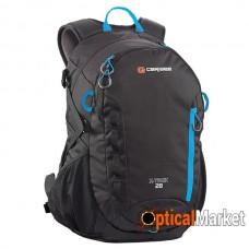 Рюкзак туристичний Caribee X-Trek 28 Black/Ice Blue