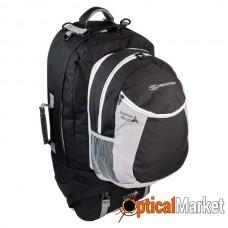 Рюкзак туристичний Highlander Explorer Ruckcase 80+20 Black
