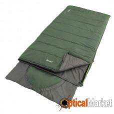 Спальний мішок Outwell Contour Lux XL Reversible/-1°C Green (Left)