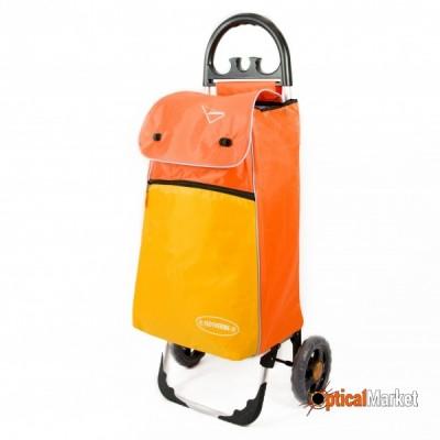 Сумка-візок Aurora Bolzano 55 Orange