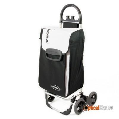 Сумка-візок Aurora Avanti 4_70 Black/White