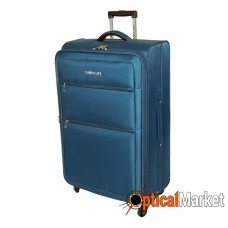 Чемодан Carry:Lite Diamond Blue (L)