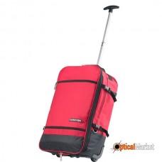 Сумка-рюкзак на колесах CarryOn Daily 44 Red
