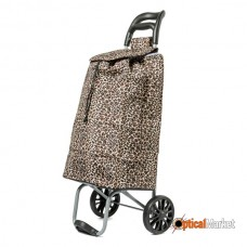 Сумка-візок Epic City X Shopper Ergo 40 Leopard