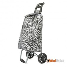 Сумка-візок Epic City X Shopper Ergo 40 Zebra