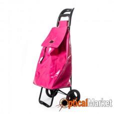 Сумка-візок Epic City X Shopper Ergo 40 Neonic Hot Pink