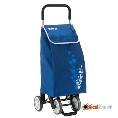 Сумка-тележка Gimi Twin 56 Blue