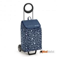 Сумка-візок Gimi Easy 50 Blue