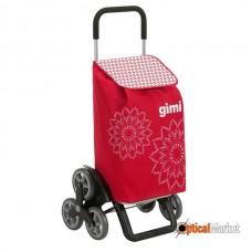Сумка-візок Gimi Tris 56 Floral Red