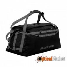 Сумка дорожня Granite Gear Packable Duffel 100 Black/Flint