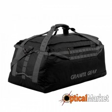 Сумка дорожня Granite Gear Packable Duffel 145 Black/Flint