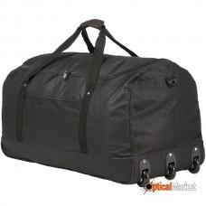 Сумка дорожня на колесах TravelZ Wheelbag 100 Black