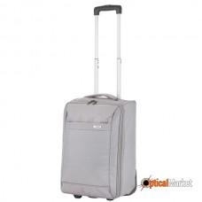 Сумка дорожня на колесах TravelZ Foldable 34 Grey