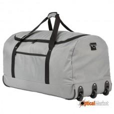 Сумка дорожня на колесах TravelZ Wheelbag 100 Grey
