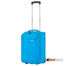 Сумка дорожня на колесах TravelZ Foldable 34 Blue