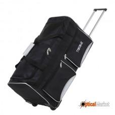 Сумка дорожня на колесах TravelZ Wheelbag 90 Black
