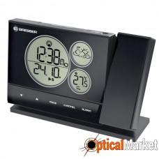 Проекционные часы Bresser BF-PRO black