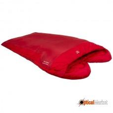 Спальний мішок Highlander Serenity 300 Double Mummy/-5°C Red