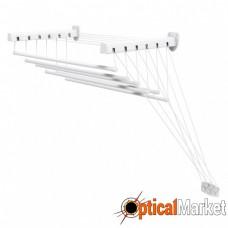 Сушарка для білизни настінно-стельова Gimi Lift 160 9.5м (153566)