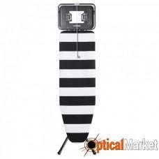 Доска гладильная Rolser K-TRES Black Tube 120х38 см Lido-Blanco/Negro (K03016-2064)