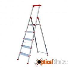 Драбина Rolser Escalera Brico 220 5 широких сходів (BRI027)