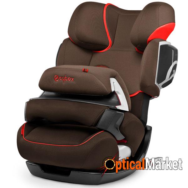 cybex pallas 2 fix mahagony brown. Black Bedroom Furniture Sets. Home Design Ideas