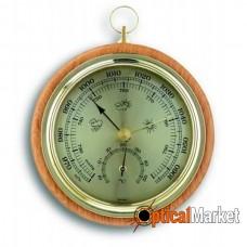 Барометр TFA с термометром, бук 45100005B