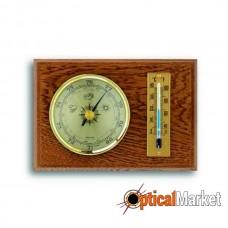 Барометр TFA с термометром, дуб 451001B