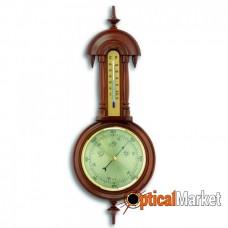 Барометр TFA с термометром, орех 451002