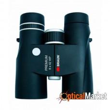 Бинокль Braun Premium 8x42 WP