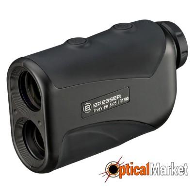 Лазерний далекомір Bresser True View 6x25 LR1200